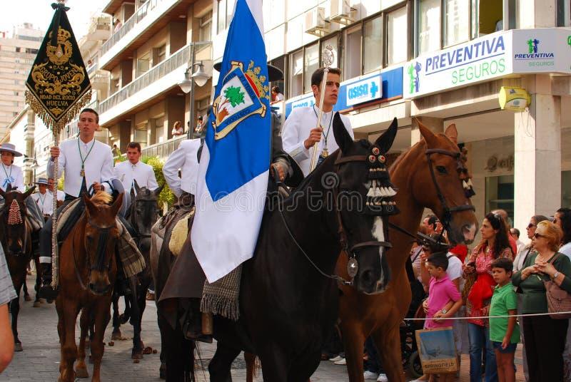 Download Festivals - The El Rocio Pilgrimage Editorial Stock Photo - Image: 24395308