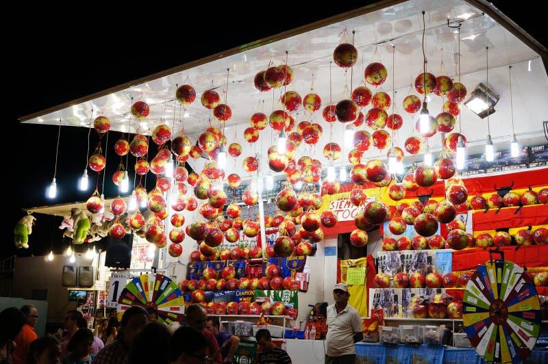 Festivals en Espagne photo libre de droits
