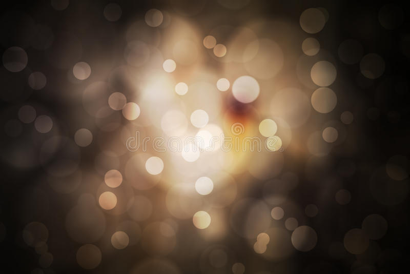 Festive abstract background with bokeh defocused lights and star. Abstract background,Festive abstract background with bokeh defocused lights and stars stock illustration