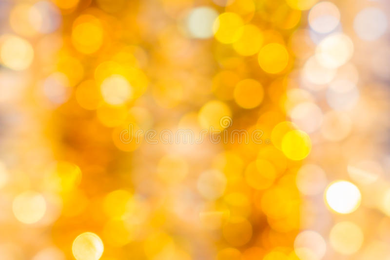 Festive abstract yellow and orange background royalty free stock photography