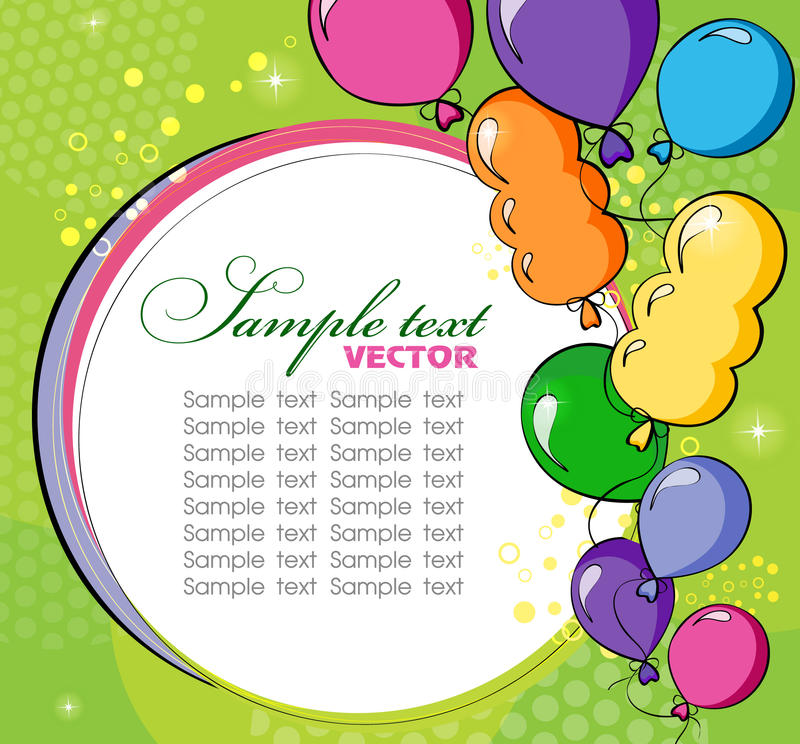 Download Festive background stock vector. Illustration of card - 26500575