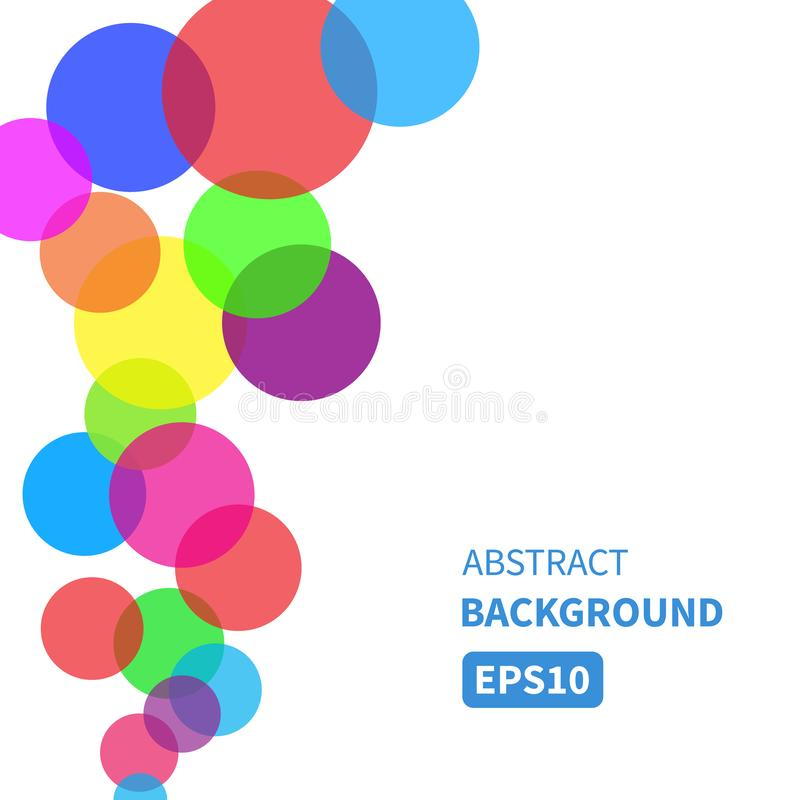 Festive background with colorful glossy balls vector. Festive background with colorful glossy balls. Vector design EPS10. Perfect for cards, brochures, cover vector illustration