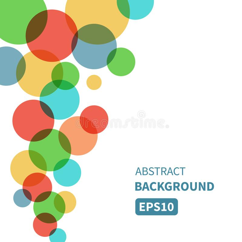 Festive background with colorful glossy balls Vector. Festive background with colorful glossy balls. Vector design EPS10. Perfect for cards, brochures, cover royalty free illustration