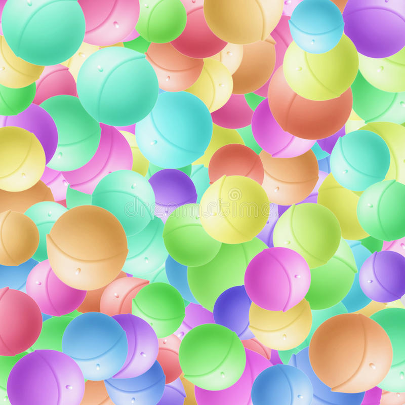 Download Festive balls stock illustration. Image of bowling, artistic - 10643411