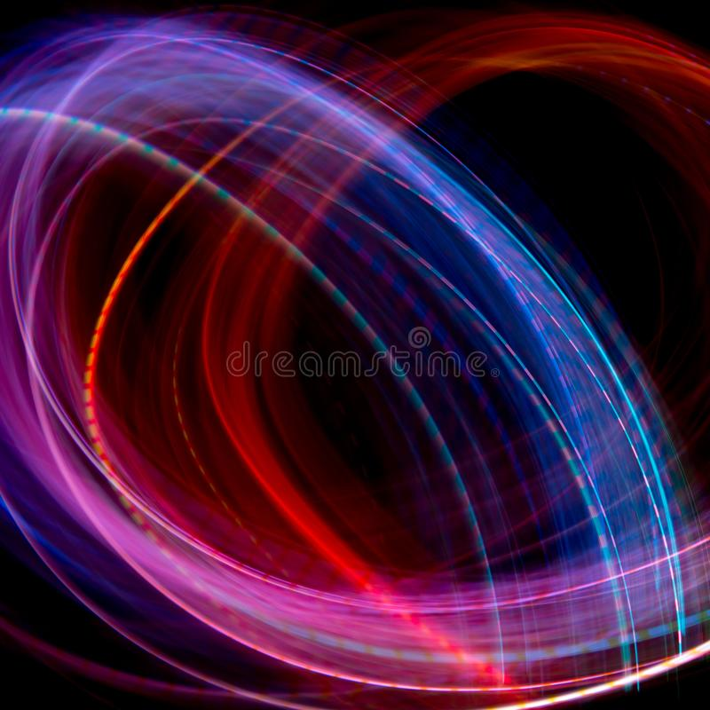 Festive Christmas background. Abstract twinkled bright background with bokeh defocused lights royalty free stock photo