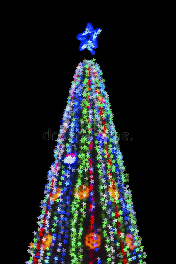 Festive Christmas elegant abstract background with royalty free stock photography