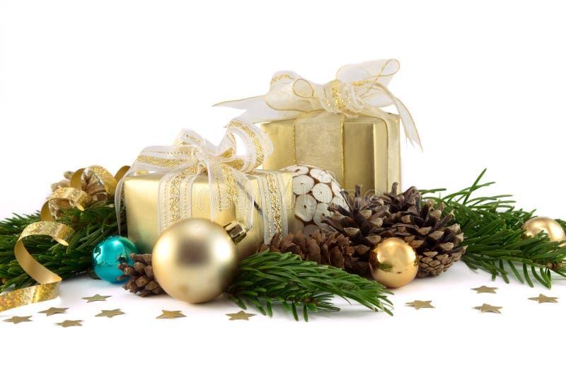Festive Decorations Stock Photo