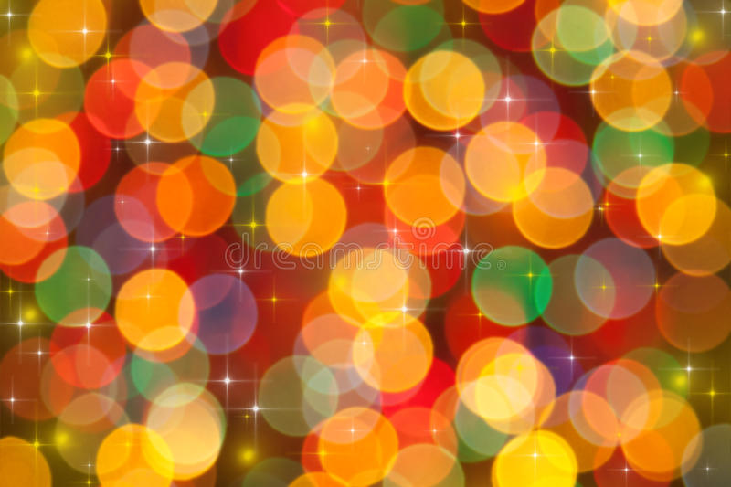 Download Festive lights stock image. Image of glowing, holiday - 26891635