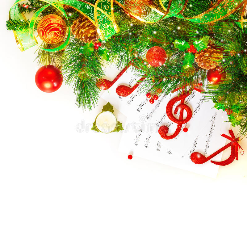 Festive Musical Still Life Royalty Free Stock Photography - Image: 35053587