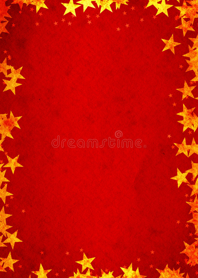Download Festive Party Christmas Card Background With Stars Stock Image - Image: 7099841