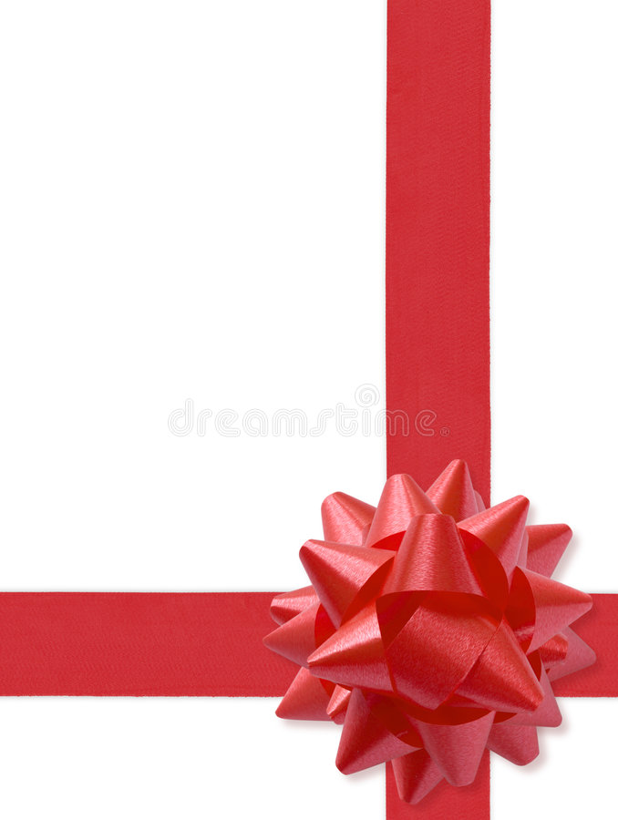 Festive Ribbon (+clipping path)