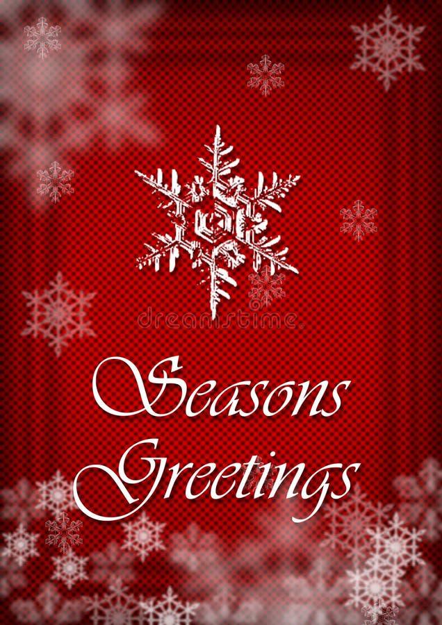 Download Festive Season Greeting Card Stock Illustration - Illustration: 22210343