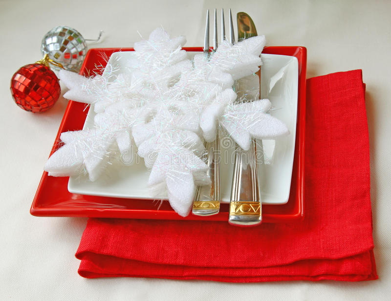 Festive Serving Of Table Stock Photography