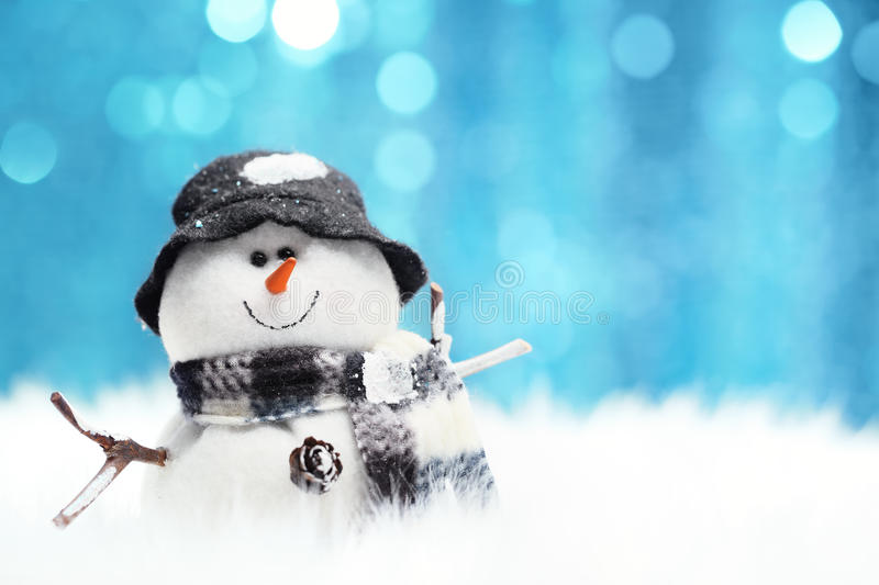 Download Festive snowman stock photo. Image of tradition, snowman - 20772900