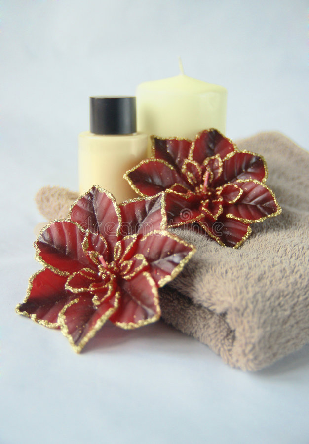 Download Festive Spa Pampering Stock Photography - Image: 8060772