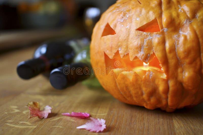 Festividades de Halloween fotografia de stock
