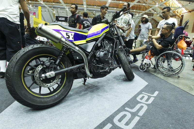 Festiwal sztuka prędkość Malezja zdjęcie stock