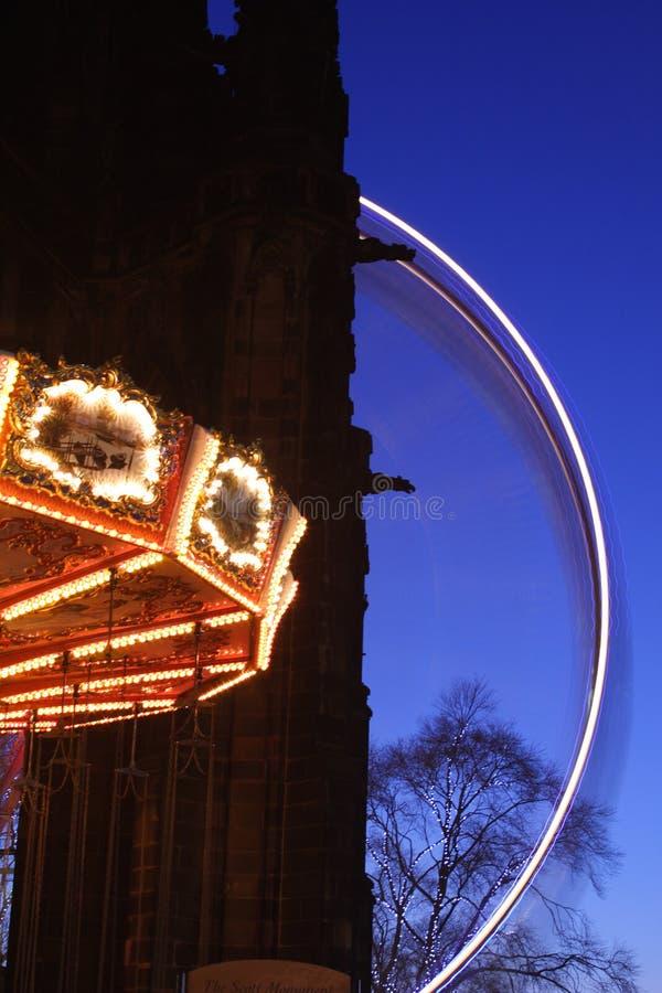 festiwali/lów światła obraz stock