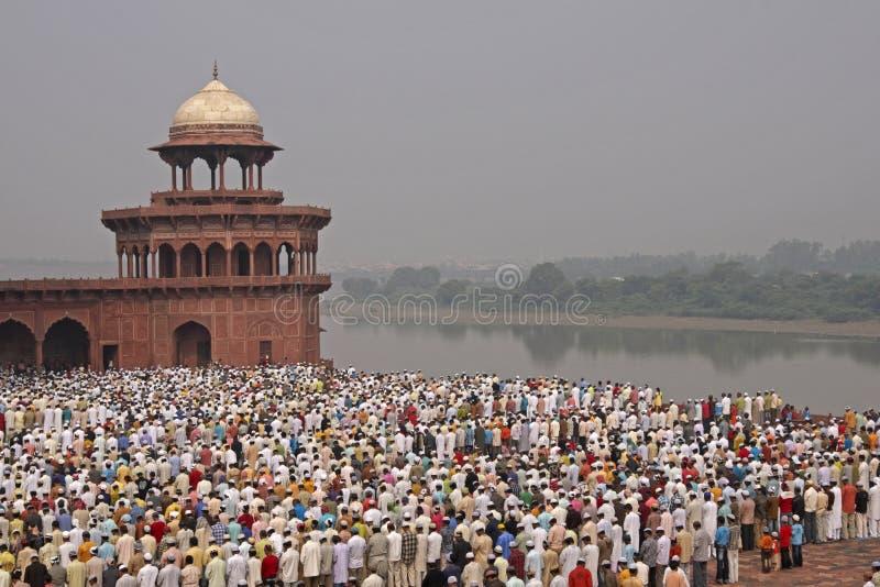 festiwali/lów muslim zdjęcie royalty free