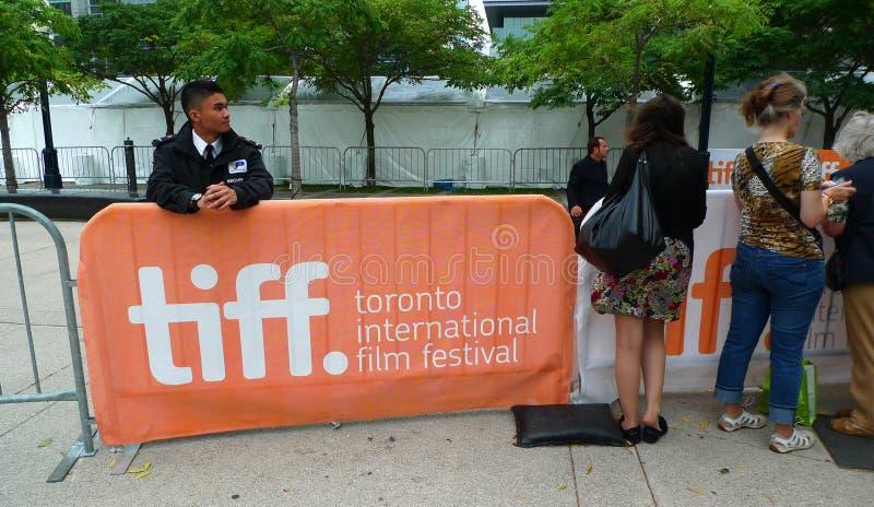 festiwalu ekranowa międzynarodowa punktu gwiazdy Toronto strefa fotografia royalty free