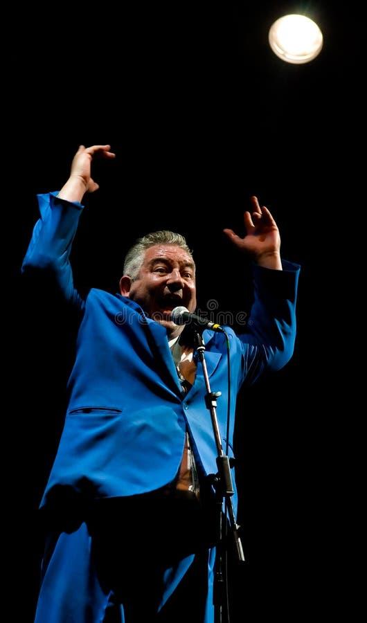 Download Festiwalu Jazzowa Królewiątka Przyjemności Scena Umbria Zdjęcie Stock Editorial - Obraz złożonej z showman, muzyka: 13330253