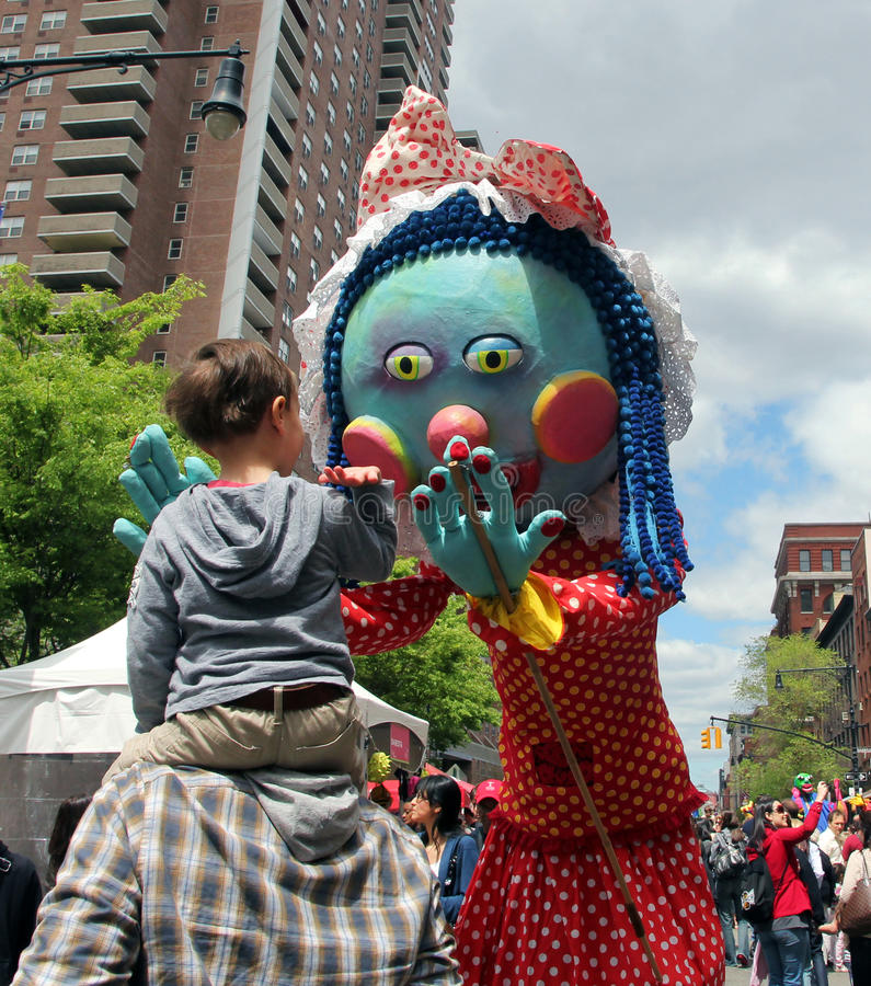 festiwalu rodzinny tribeca zdjęcia stock