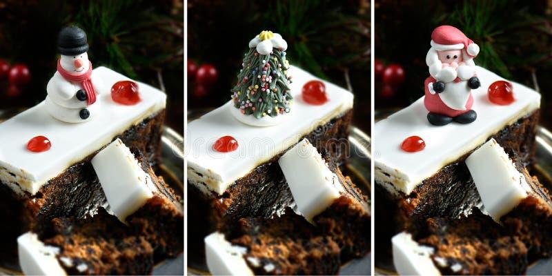 Festliche Kuchen-Themen stockbilder