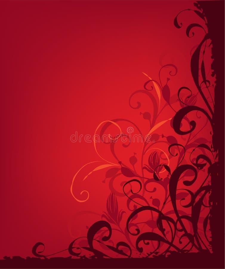 festlig abstrakt bakgrund royaltyfri illustrationer