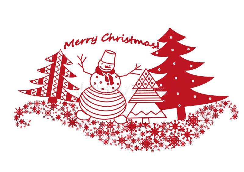 Festmåltid av jul arkivfoto