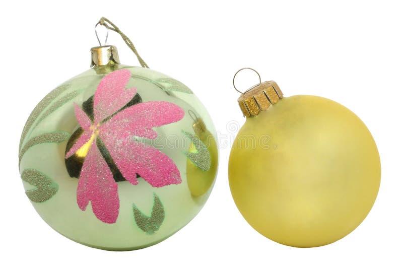 festons de Noël images libres de droits