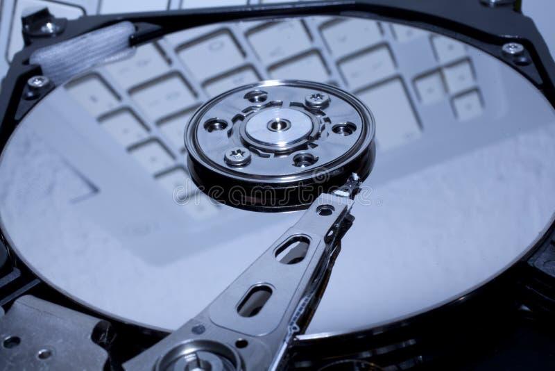Festplatte. stockfoto