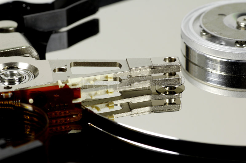 Festplattenlaufwerk 2 stockfotos