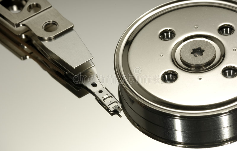 Festplattenlaufwerk lizenzfreie stockfotos