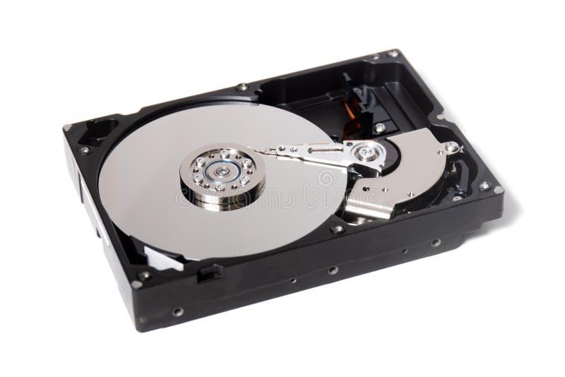 Festplattenlaufwerk des Computers stockbilder