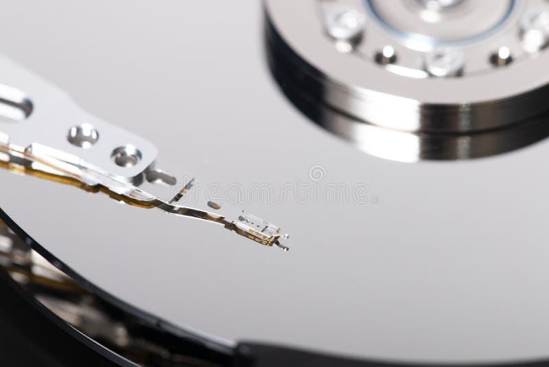 Festplattenlaufwerk des Computers stockfotografie