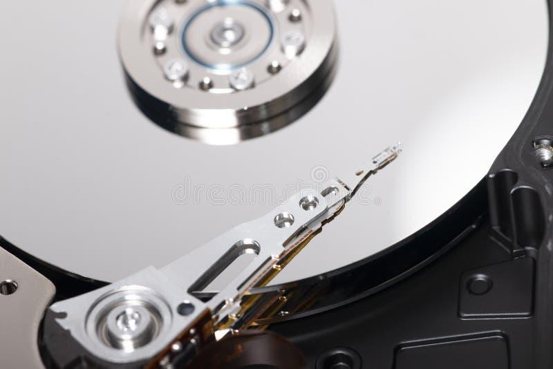Festplattenlaufwerk des Computers lizenzfreies stockfoto