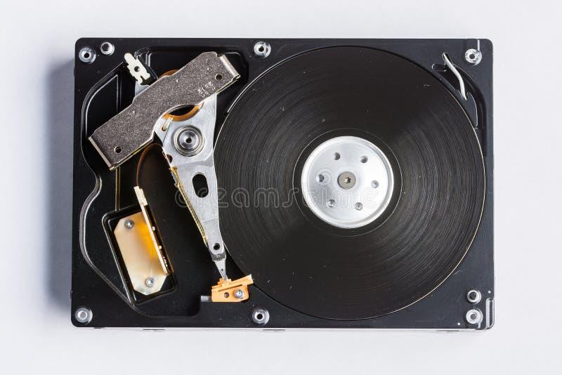 Download Festplattenlaufwerkscheibe stockbild. Bild von computer - 90234039