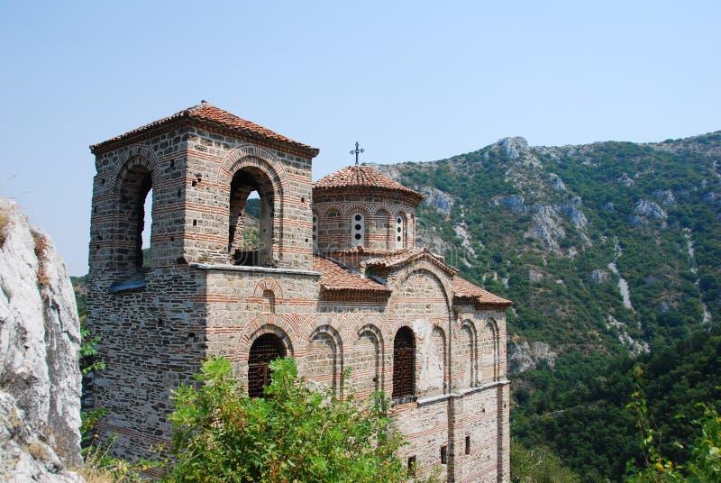 Festung des Königs Assens in Bulga lizenzfreie stockbilder