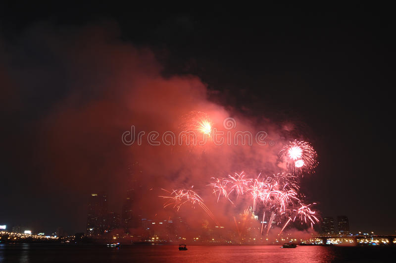 Fete. Carnival royalty free stock photography