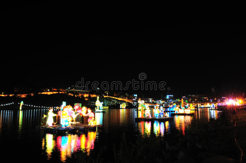 Fete. Carnival stock photo
