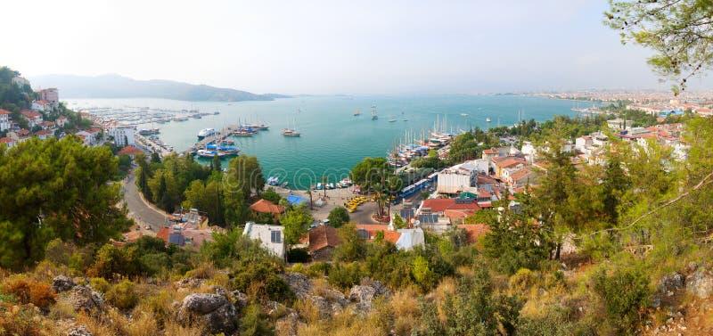 fethiye Τουρκία στοκ εικόνες