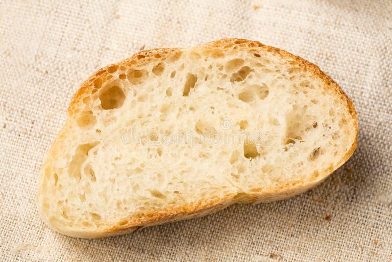 Fetta del pane immagine stock