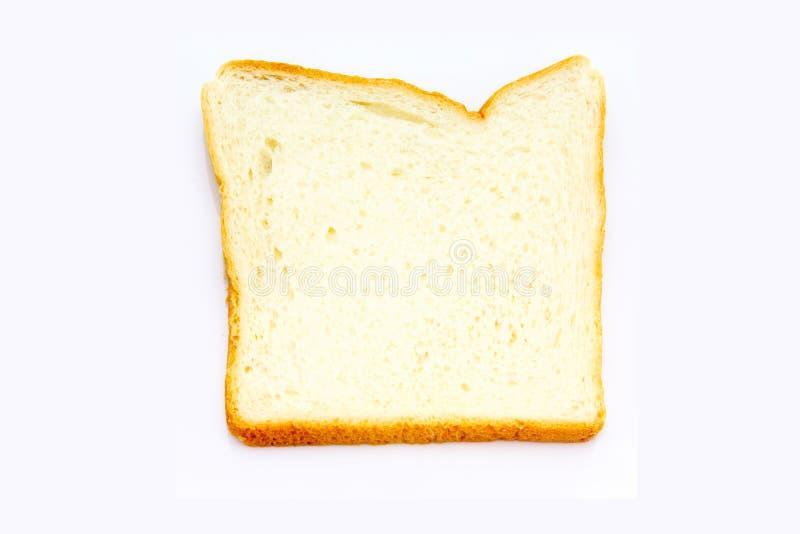 Download Fetta del pane bianco fotografia stock. Immagine di struttura - 30830134