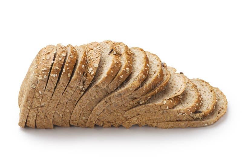 fetta di pane fotografie stock libere da diritti