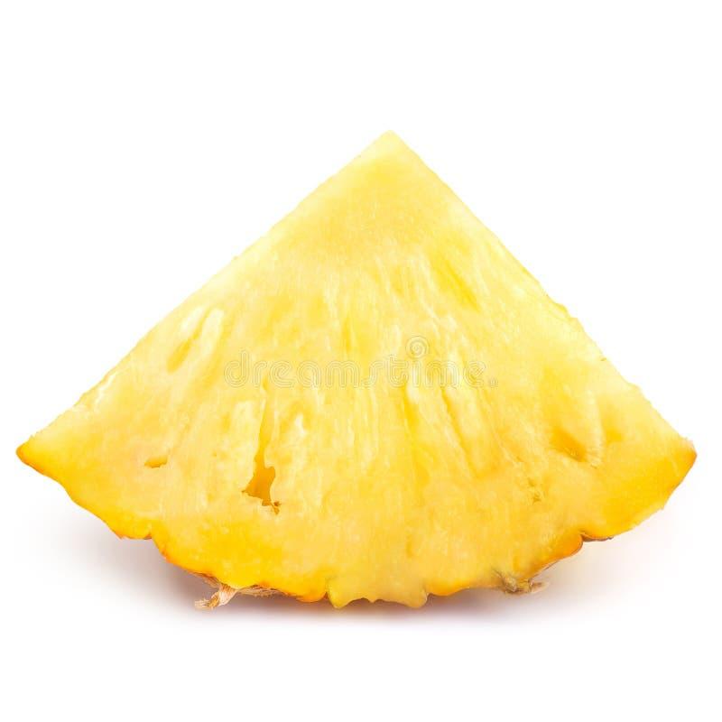 Fette dell'ananas fotografie stock libere da diritti