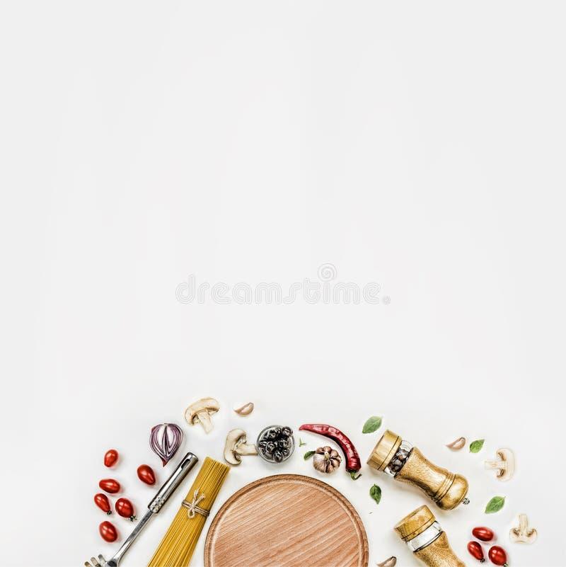Fettuccine и спагетти стоковые изображения