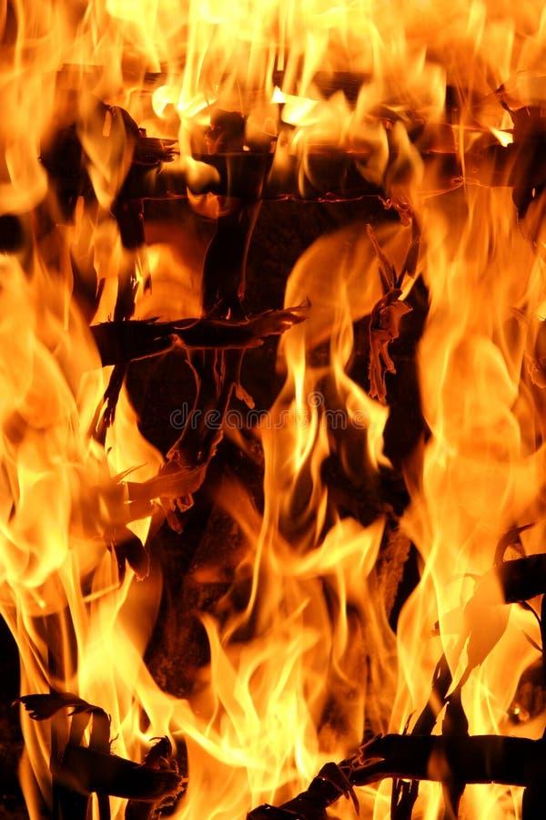 Feuer 2 lizenzfreie stockfotos