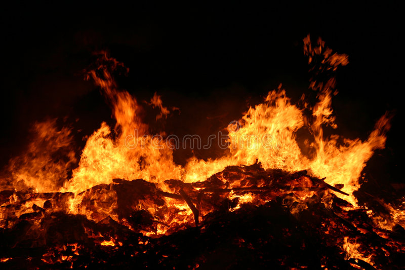 Feuer 4 lizenzfreie stockfotografie