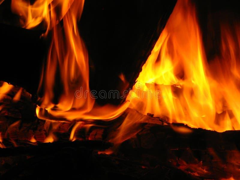 Feuer 2 stockfoto