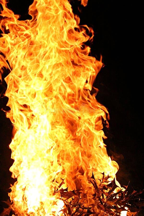 Feuer 3 stockbilder